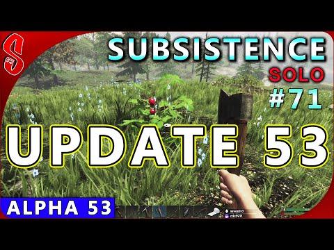 Subsistence (A.53) #71 | Mis à jour !!