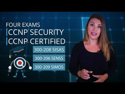 CCNP Security Overview - YouTube