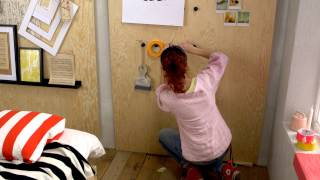 Tips & Ideas: Creating A Space Saving Inspiration Wall | IKEA Australia