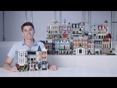Assembly Square - LEGO Creator - Designer Video 10255