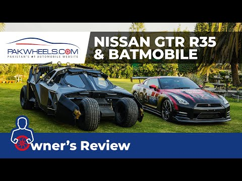 Batmobile & Nissan GT-R Owner's Review: Specs & Features | PakWheels