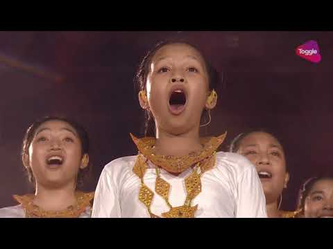 """Indonesia Raya"" (Closing Ceremony, 18th Asian Games)"