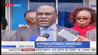 Aliyekuwa gavana wa Meru Peter Munya na chama cha PNU watangaza msimamo wao kujiunga na Raila Odinga