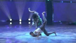 Ashley and Chris Top 16 Performances So You Think You Can Dance Season 8
