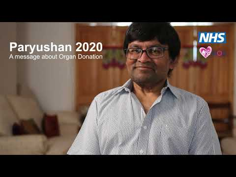 A special film to highlight the Jain message on organ donation