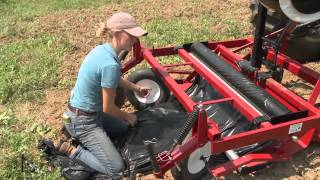 thesis rice transplanter