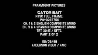 'Gator Bait Erotica film(1974) - FULL MOVIE (Part Two)_Suspence Thriller movies