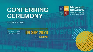 Conferring Ceremony 02 (12 NOON)