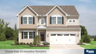 New Homes At Potomac Station In Falling Water, WV