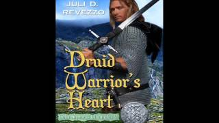 Interview with Juli D  Revezzo  author of  Celtic Medieval fantasy romance Druid Warrior's Heart