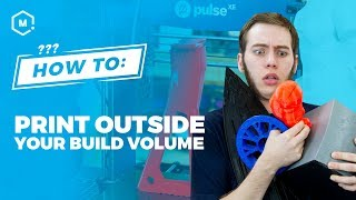 How To: Large 3D Printed Builds // 3D Printing Guide