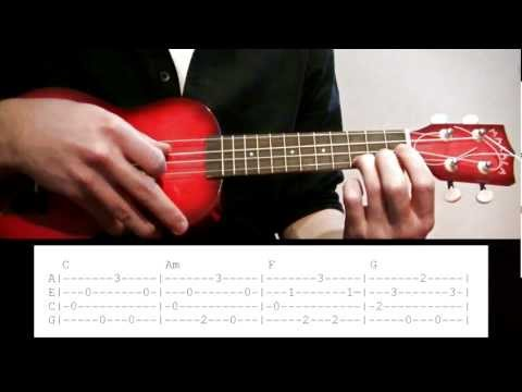 Ukulele Lesson The Righteous Brothers Unchained Melody With
