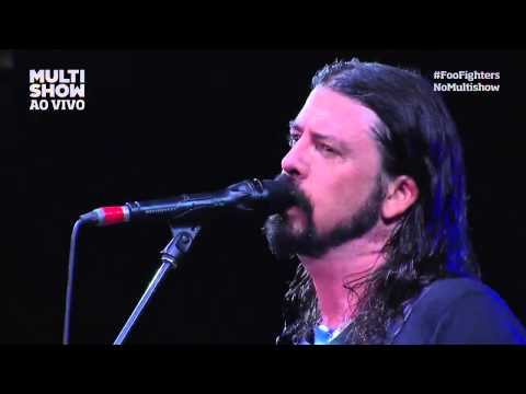 Foo Fighters - Big Me (Maracanã 2015)