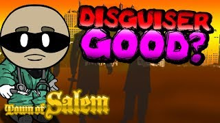 DISG IS GOOD?! | Town Of Salem Ranked Mafia Game