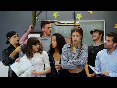 Worst School Presentations | Hannah Stocking