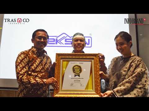 Dekkson Raih Penghargaan Corporate Brand Champions Award 2020