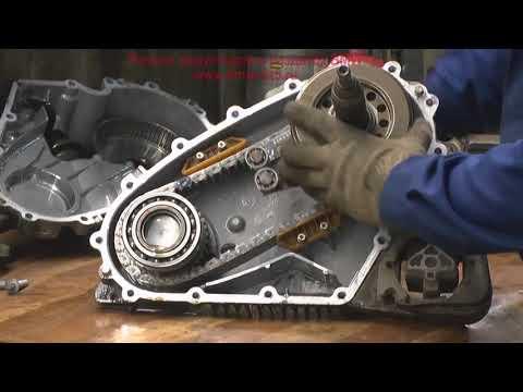 Раздатки BMW X5 ATC500/700: диагностика неисправностей и ремонт
