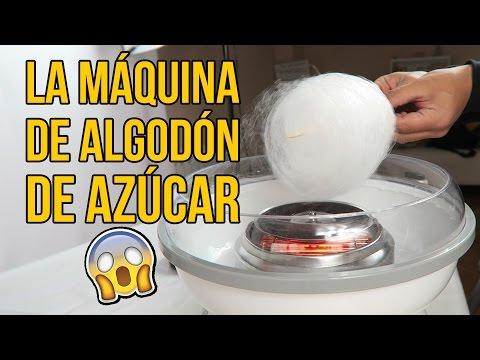 LA INCREÍBLE MÁQUINA DE ALGODÓN DE AZÚCAR | Juguetes para niños