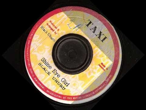 Black Uhuru – Shine Eye Girl extended with version – Taxi records original mix