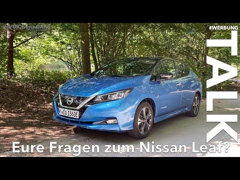 Eure Fragen zum 2020 Nissan Leaf? Jens in Gefahr? Umstieg auf Elektromobilität! | Elektroautos 2020