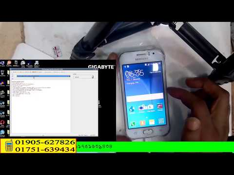 How to Samsung Galaxy J1 Ace SM-J110F Firmware Update (Fix