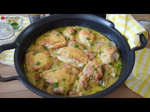 Hoy Cocinamos Pollo a La Mostaza