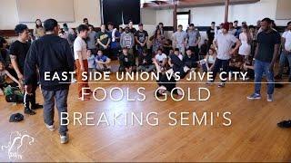 East Side Union vs Jive City | 3v3 Breaking Semi