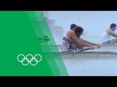 A Defining Moment in British Olympic Rowing | Olympic Rewind