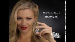 The Jewelry Exchange | Huge Diamond over 50 ct. Decemeber 2014