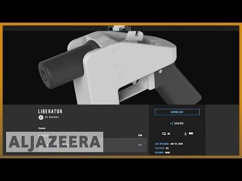 🇺🇸 US Judge blocks company from releasing blueprints for 3D-printed guns | Al Jazeera English