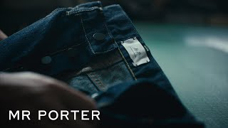 How Japanese Denim Is Made | MR PORTER
