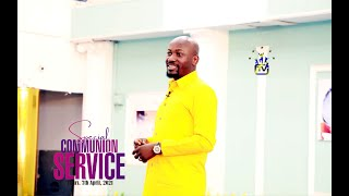 WHAT DOES GOD REQUIRE FROM US By Apostle Johnson Suleman (Communion Service - Wed. 7th April 2021)