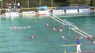 preview picture of video 'Pallanuoto Femminile A1 - Città di Cosenza Tubisider vs. Sis Roma - 14-03-2015'