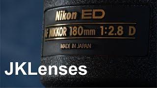 Nikon 180mm f2.8 AF-D Full Review