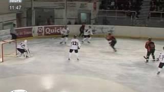 preview picture of video 'L'ASG Tours écrase Toulouse (Hockey sur glace D2)'