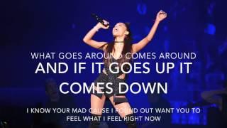 Break Your Heart Right Back - Ariana Grande ft Childish Gambino