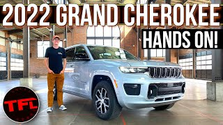 Is The All New 2022 Jeep Grand Cherokee L Better Than The Ford Explorer? I Get Hands On To Find Out!