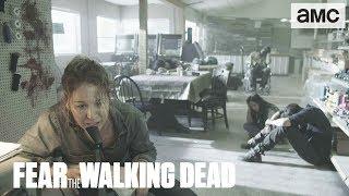 'Help' Inside Season Finale BTS   Fear the Walking Dead