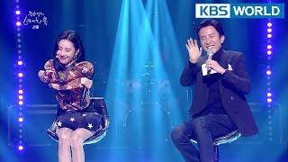 Why Did Yu Huiyeol Hug SUNMI At The Awards?…He's In A Sweat! [Yu Huiyeol's Sketchbook/2018.02.21]