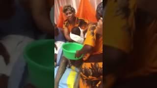 Mwanaume akifundwa wazaramo ni shidda