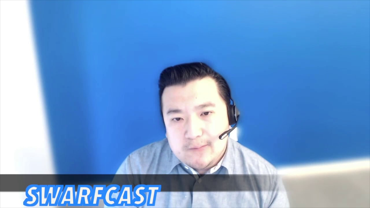Sunny Han of Fulcrum on Swarfcast Podcast