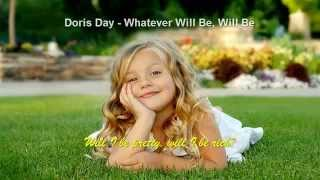 Doris Day - Que Sera, Sera (Whatever Will Be, Will Be) Jorge Yuk - Legenda em Inglês