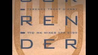 Terence Trent D'arby - Surrender (MK's Brooklyn Instrumental)