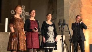 Trio Mediaeval feat. Arve Henriksen  - CHAPTER II (gekürzt) - Trans4JAZZ-Festival 2014