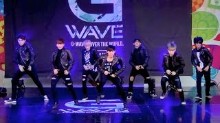 150530 Millenium Boy cover KPOP - Intro + I NEED U(BTS) + Call Me Baby(EXO) @G-WAVE Cover Dance 2015