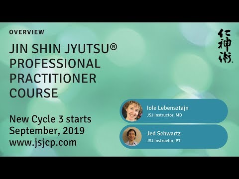 JSJ Professional Practitioner Course - a presentation with Iole ...