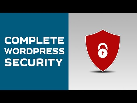Online Wordpress Security Course | Complete Wordpress Security - Introduction