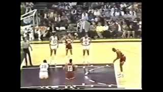 Charles Barkley: Leading the Sixers over Malone and the Jazz (1987, 43 points)