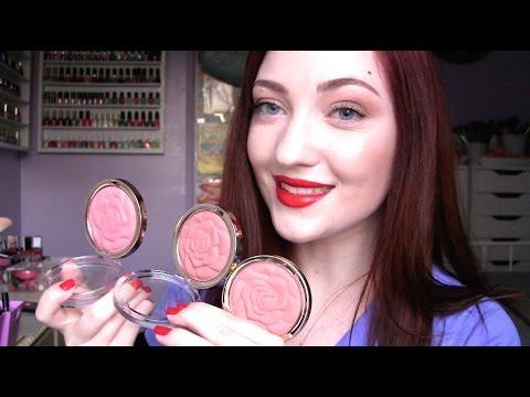 Milani Rose Powder Blush Review & Swatches