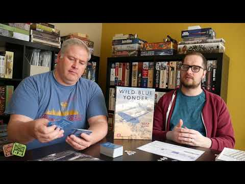 Review: Wild Blue Yonder - The Players' Aid